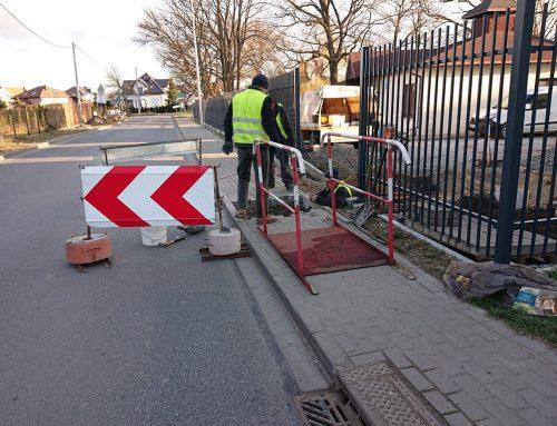 Budowa sieci kanalizacji deszczowej Wrocław Pawłowice