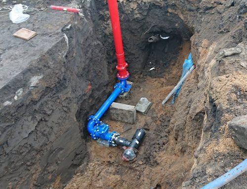 Sieć wodociągowa, przyłącze wody Wrocław