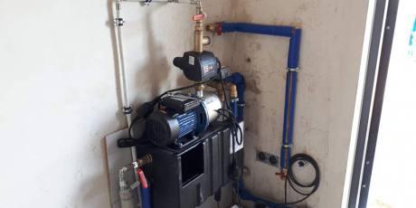 Montaż systemu do gromadzenia wody deszcowej domowo-ogrodowego