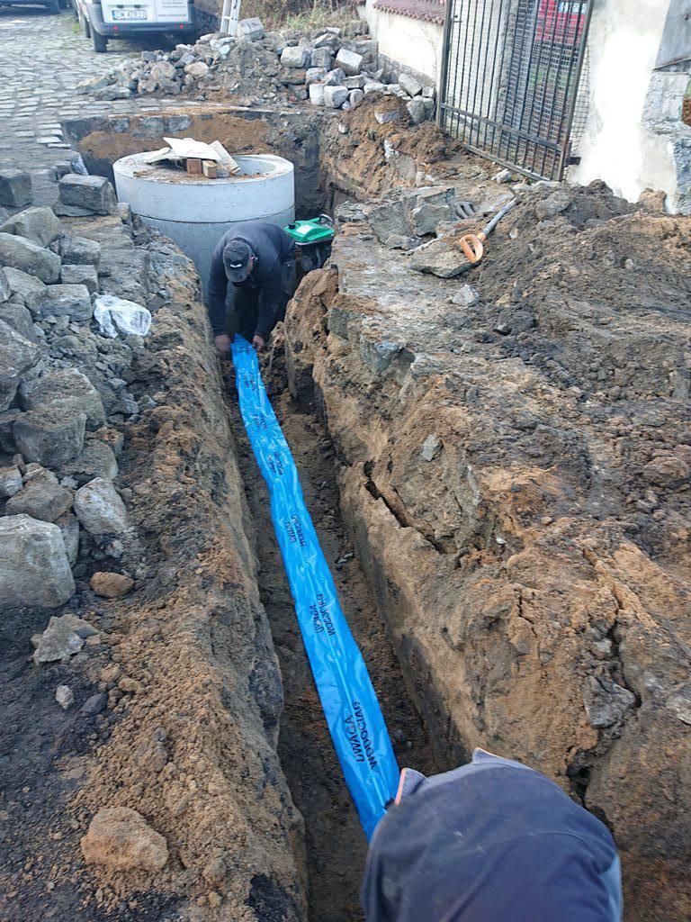 Sieć wodociągowa wrocław i przyłącze wody